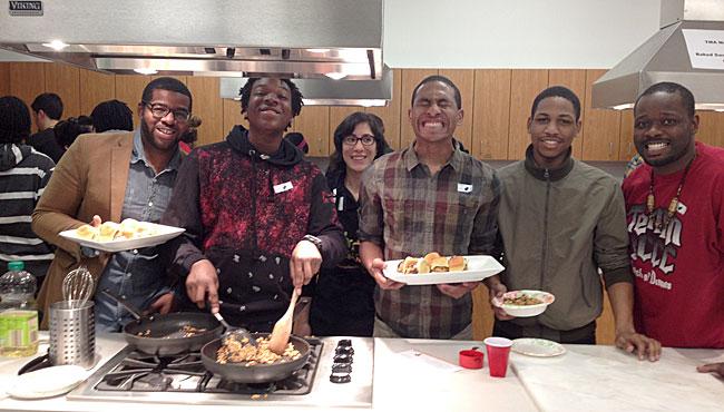 TMA Student Volunteers